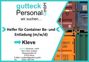 Helfer für Container